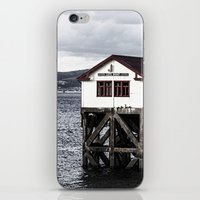 The Old Boathouse. iPhone & iPod Skin