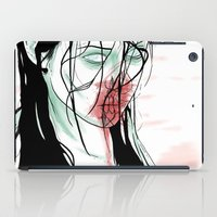 Living Dead Girl iPad Case