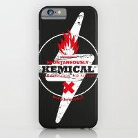 Spontaneously Kemical iPhone 6 Slim Case
