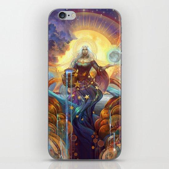 Sea, Sun, Stars iPhone & iPod Skin