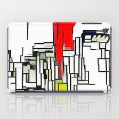 City in the summer iPad Case