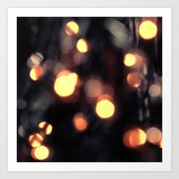Light Fall Art Print