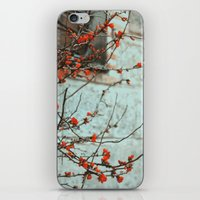 Let them go iPhone & iPod Skin