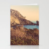 Golden Coast Stationery Cards