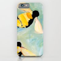 iPhone Cases featuring Bees by Claire