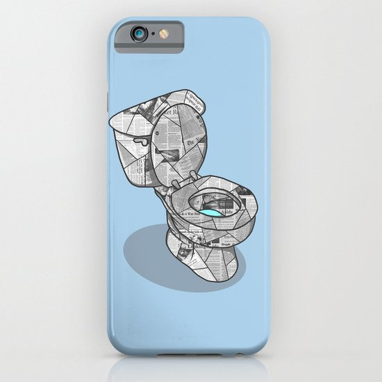 Toilet Paper iPhone & iPod Case
