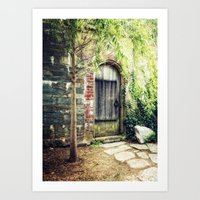 There Are Still Magical … Art Print