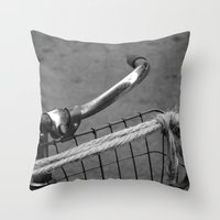 The Bicycle Throw Pillow
