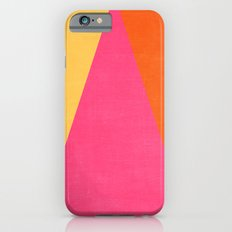 mod triangles - summer  Slim Case iPhone 6s