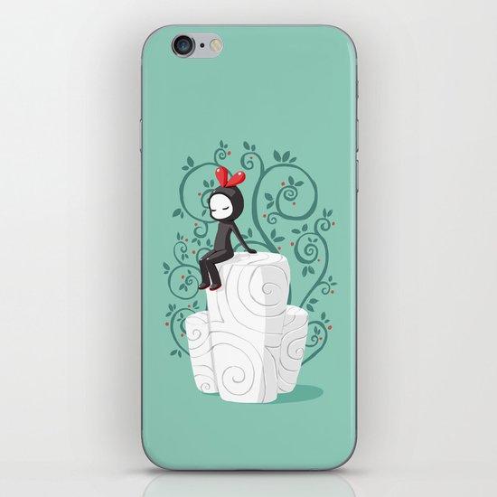 Marshmallow iPhone & iPod Skin