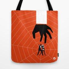 Orange Dr No Tote Bag