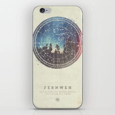 Fernweh Vol 3 iPhone & iPod Skin