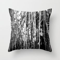 The Willow Throw Pillow