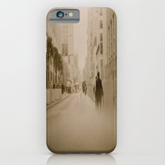 Somewhere in Downtown iPhone 6 Slim Case