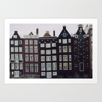 Amsterdam II Art Print