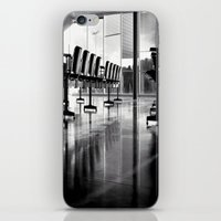 Crowded iPhone & iPod Skin