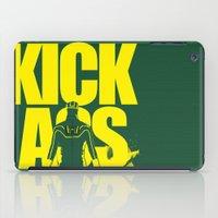 KICK ASS iPad Case