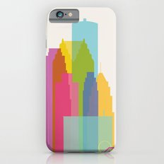 Shapes of Detroit iPhone 6s Slim Case