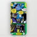 Bird of Steel Comix – 6 of 8 (Society 6 POP-ART COLLECTION SERIES)   iPhone & iPod Skin