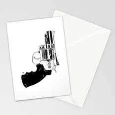 Gun #27 Stationery Cards