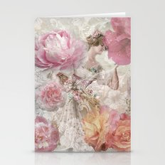The Floral Lady Stationery Cards