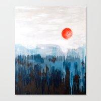 Sea Picture No. 3 Canvas Print