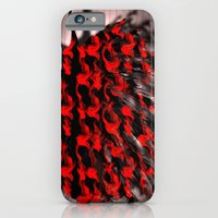 iPhone & iPod Case featuring Red Peacock by YM_Art by Yv✿n / aka Yanieck Mariani