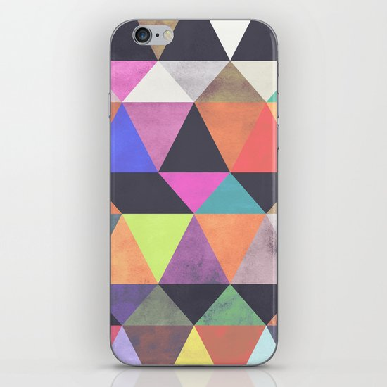 colour + pattern 12 iPhone & iPod Skin