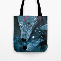 I Am Neither Walker Nor … Tote Bag