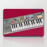 rock on iPad Case