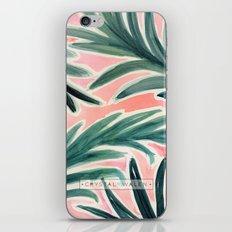Lush Tropical Palm iPhone & iPod Skin