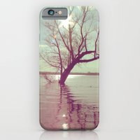 iPhone & iPod Case featuring Peaceful Lake! by eddiek3