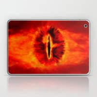 Eye of Sauron - Painting Style Laptop & iPad Skin