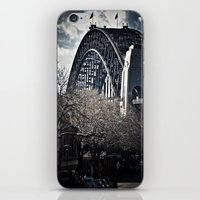 Sydney Harbour Bridge iPhone & iPod Skin