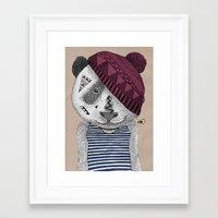 Holger Framed Art Print