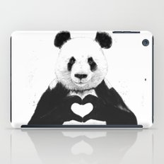 All You Need Is Love iPad Case