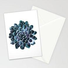 Succulent Echeveria I Stationery Cards