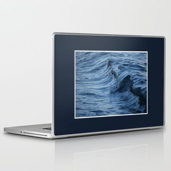 Raw Wet Laptop & iPad Skin