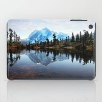 Mt Shuksan iPad Case