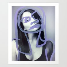 Kaitlin Art Print