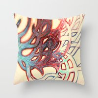 Dear Heart Throw Pillow