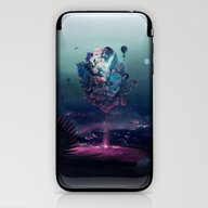 Flying Object iPhone & iPod Skin