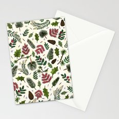 Winter Foliage  Stationery Cards