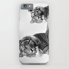 Tigers two iPhone 6 Slim Case