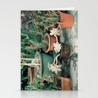 Roadside Greenery Stationery Cards