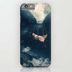 The Moon Carries Me Away iPhone 6 Slim Case