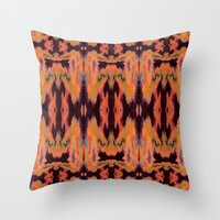 Azra Kilim Throw Pillow