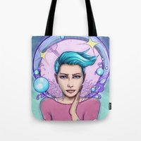 Expansions Tote Bag