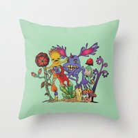 My Typical Dream? Throw Pillow