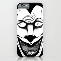 iPhone & iPod Case featuring Maniac Mickey by  Grotesquer